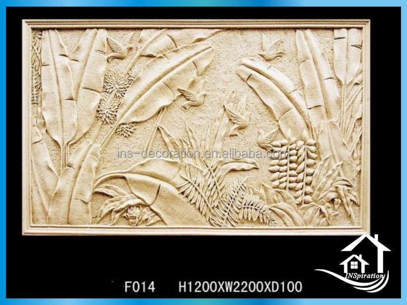 Art Wall Relief Decoration