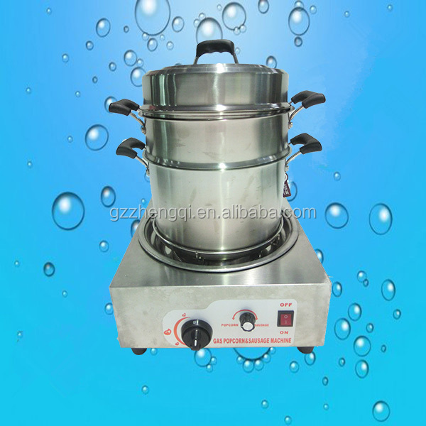 Hot Sale Desktop mini popcorn machine caramel popcorn machine hot dog machine gas (ZQW-ITO101)