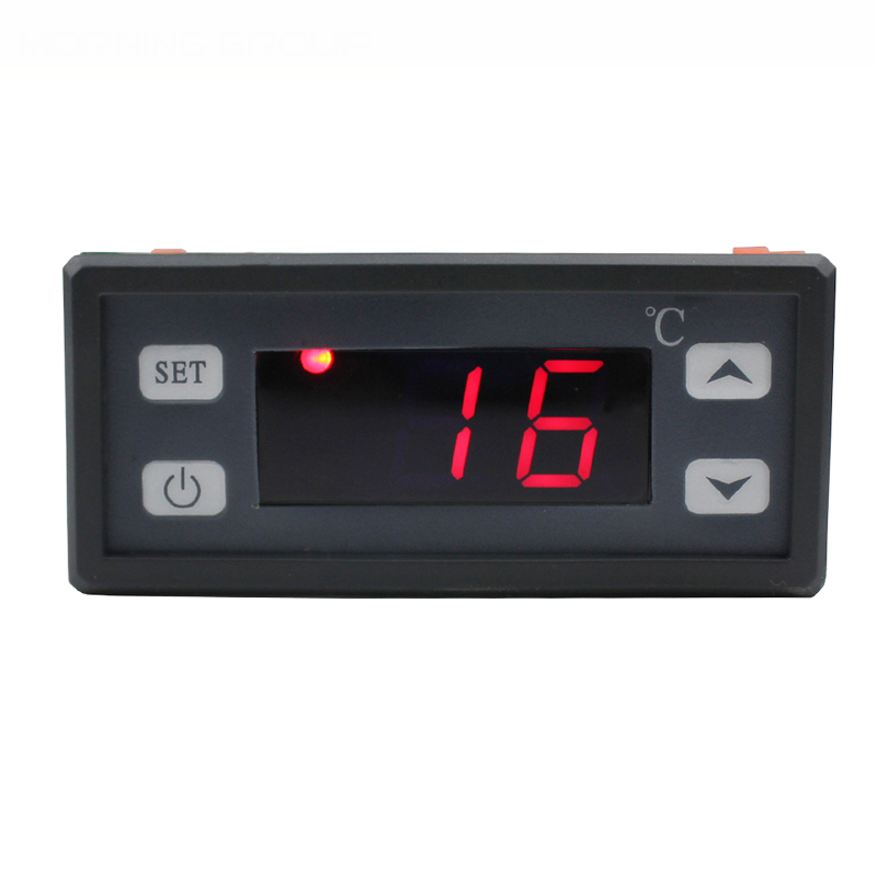 212S Digital Temperature Controller Regulator Thermostat 10A Alarm Two Outputs Universal with Sensor for Household