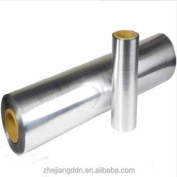 3 layer Co-extruded Metalizable CPP film 15-150 um