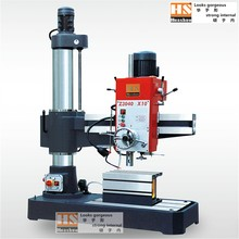 Z3040 economic industrial vertical radial drilling machine,rocker arm length 1m