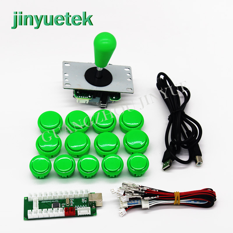 Jinyuetek manette description définition maison stick arcade