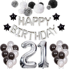 21st Birthday Decorations Suppliers And Manufacturers At Alibaba