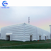 Inflatable lawn bubble camping tent giant inflatable tent for sale
