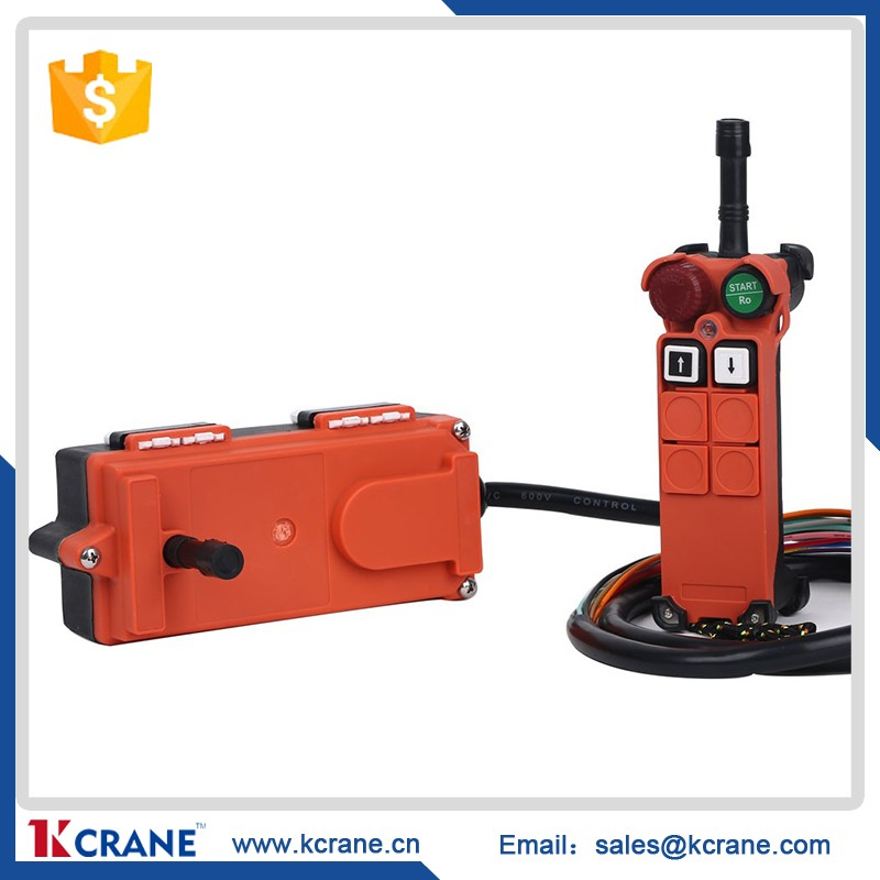 2017 new products factory price radio remote control rc transmitter receiver, crane radio remote control, radio remote control