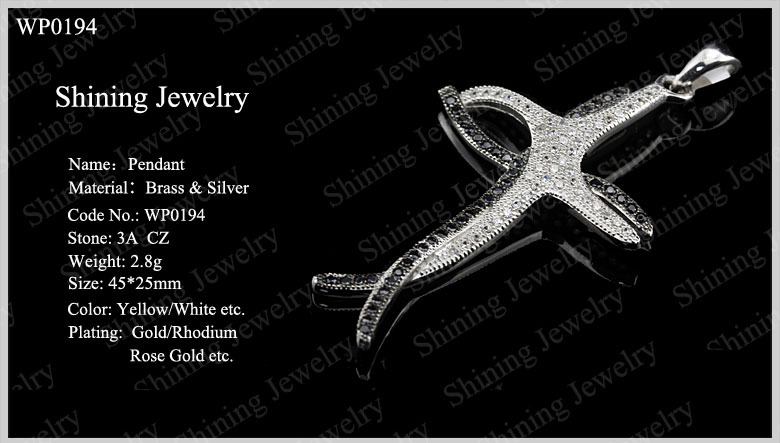 new arrival wholesale price Cz micro pave rhodium plating 925 sterling silver jewelry
