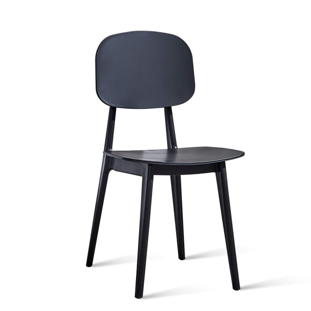 Furniture Buy Cheap Dining Stool Nordic Chair Solid Wood Stool Leisure Chair Restaurant Chair Modern Minimalist Home Chair 2019 New Fashion Style Online Café Furniture