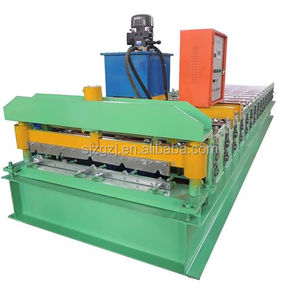 r panel roll forming machine used metal sheet rolling machine