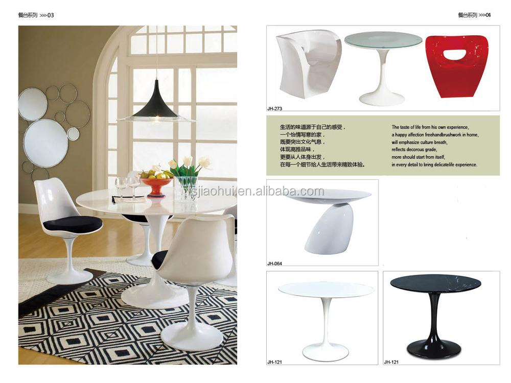 Foshan Furniture Factory Outlet Fiberglass Diamond Dining Chair
