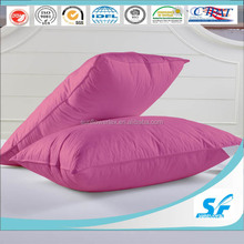 alternative down microfiber firm and soft pillow insert