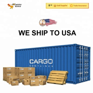 Custom clearing shipping agent in Guangzhou Shenzhen China to USA