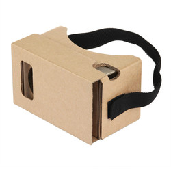 cheap 3d vr virtual reality for 3d Games and 3D Video google cardboard v2