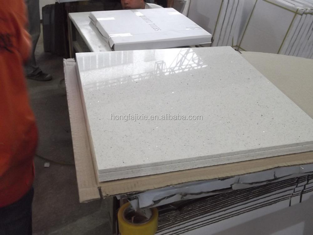 Cm crema faux quarzo pietra tagliata a misura scintilla