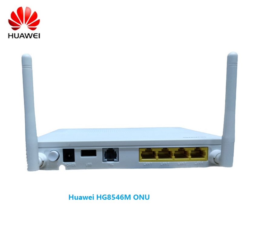 Cellphones & Telecommunications Fiber Optic Equipments Hottest Best Price 1lan+1pot 1pots+1fe English Firmware Original Hua Wei Hg8010f Optical Ftth Unit