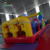New Model PVC Tarpaulin Inflatable Obstacle Course, Inflatable Racing Game for Kids