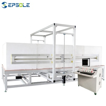 Hot Wire CNC Foam Cutter For EPS Panel Cutting Block Machine