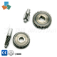 CNC programming and machining economic reliable shaft gear 6133 6134 6135 6136 / differential gear / steady velocity ratio