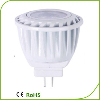 Gu10 Mr11 3w 4w 5w Led Spotlight 230v
