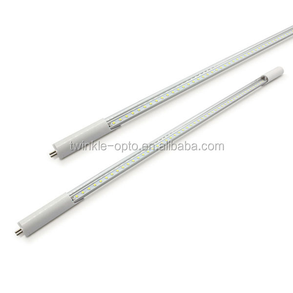 factory direct sell replace fluorscent tube LED T5 with internal driver