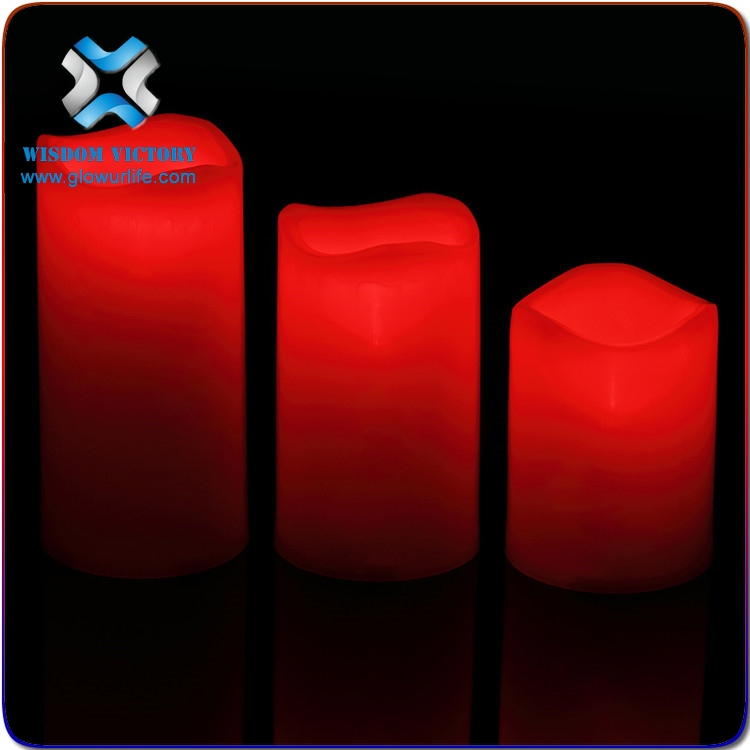 Factory wholesale! led magic candle/360 degree led candle light,led tea light candle