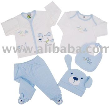 newborn set kleding
