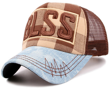 Wholesale Plaid Embroidery Patch Baseball Cap Foam And Mesh Kids Trucker Cap  Custom - Buy Trucker Cap 8c706ef21b5