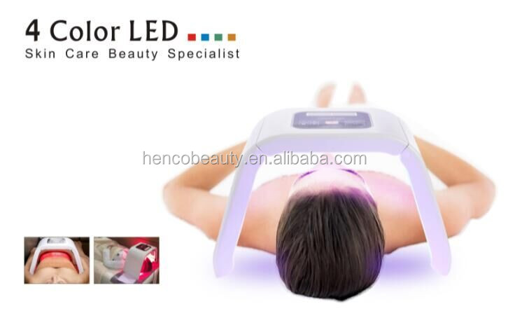 omega light mini led device for personal skin care