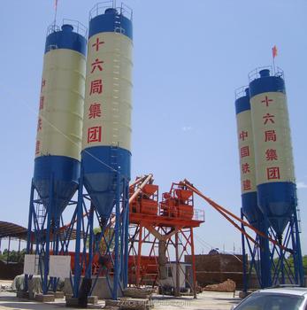 60ton Cement Silo Concrete Batching Plant Buy Concrete Batching