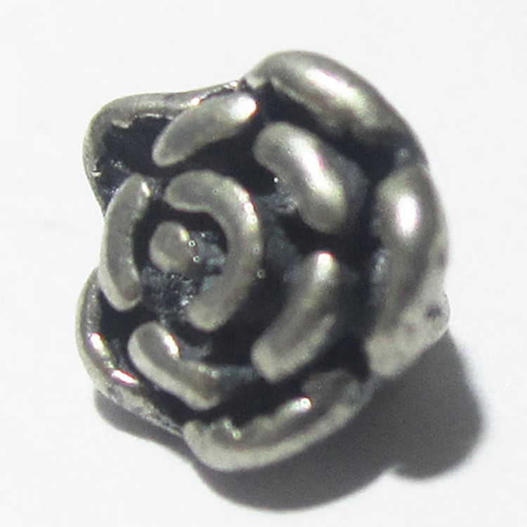 Beadsnice ID 28063 trending hot products jewelry fashion flower beads wholesale 925 silver charm