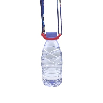 New product ideas custom printed water bottle holder lanyard neck strap for carrying