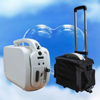 portable health care oxygen concentrator MSLJY01 for travel/home