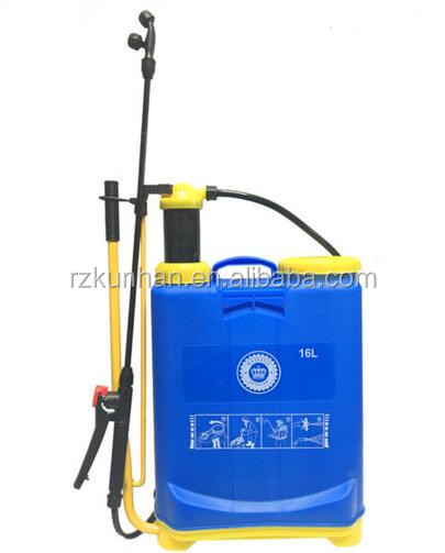 hot selling 16L 18L 20L agriculture plastic hand knapsack electric power sprayer