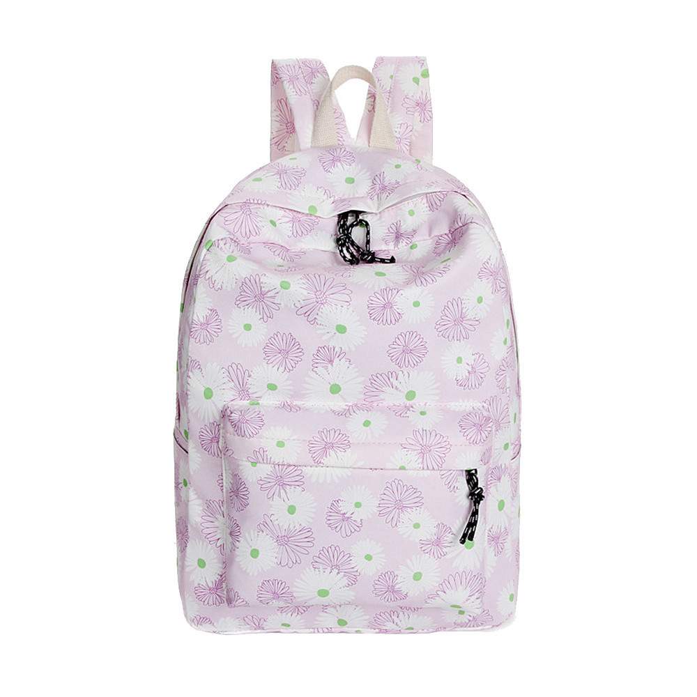 Get Quotations · teen backpacks hot sale 2015 cool laptop backpacks school  bags for girls cute floral light color 9f4a4475d8bc1