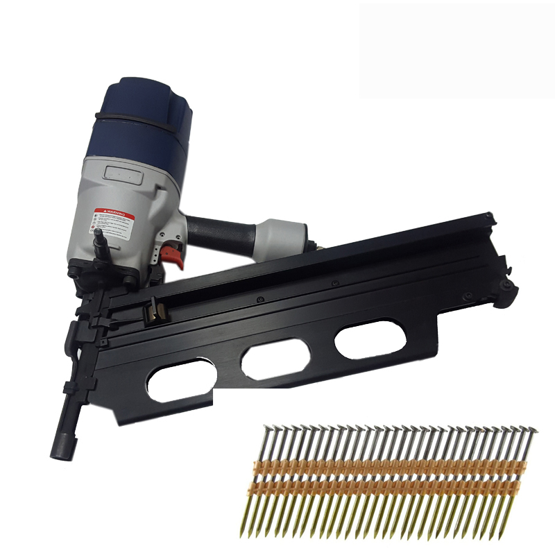 15 GA angle finish nailer Strip Nailer angle nailer