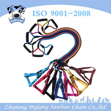 best selling products simple style pet products a set dog harness and leashes
