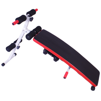 Home fitness weight bench press sit up gym equipment with factory price