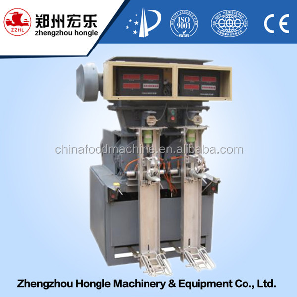 Valve Bag Weighing And Filling Machine/Pp Cement Valve Bag Filling Machine/0086-13283896221