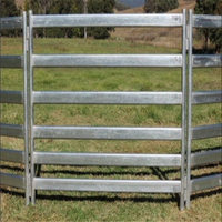 livestock fence parts,galvanized livestock fence panel,livestock fence post