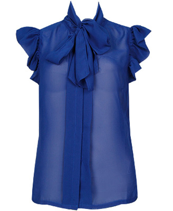 Womens Semi Formal Tops And Blouses Models For Summer ...
