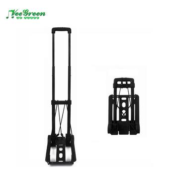 da59673d5488 Lightweight Folding Travel Cart On Wheels/plastic Compact Luggage Trolley -  Buy Folding Travel Cart,Compact Luggage Trolley,Lightweight Luggage Cart ...