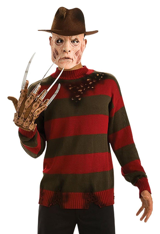 Buy Mens Deluxe Freddy Krueger Sweater Size Xl In Cheap Price On