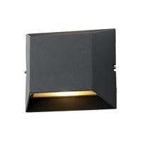 CE UL SAA ip65 led outdoor wall lamps &motion sensor led wall light & plastic outdoor lighting fixtures