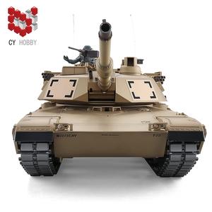 e93fbbaaf01d Tank 1 16 scale 2.4G RC Tank US M1A2 ABRAMS Large Tank