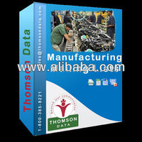 Manufacturing Mailing List