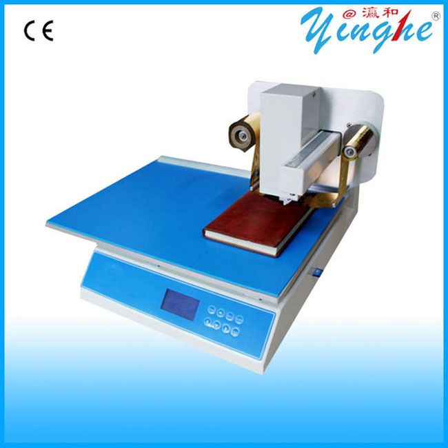 Cheap and good quality automatic pvc pipe printer hot stamping machine