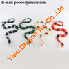 popular sale rubber snakes toy