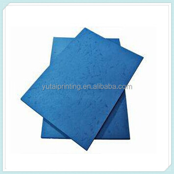 Book Binding Cover Paper ~ A leather grain binding cover paper board