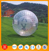 PVC small material inflatable body zorbing ball for kids