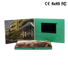 "5 ""tv lcd led display lcd video brochure <span class=keywords><strong>kaart</strong></span>"