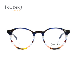 3a817d64702 KK3008 China Wholesale Custom Spectacle 2018 Fashion Optical Frames Vintage  Colorful Acetate Eyewear Eyeglasses for Men